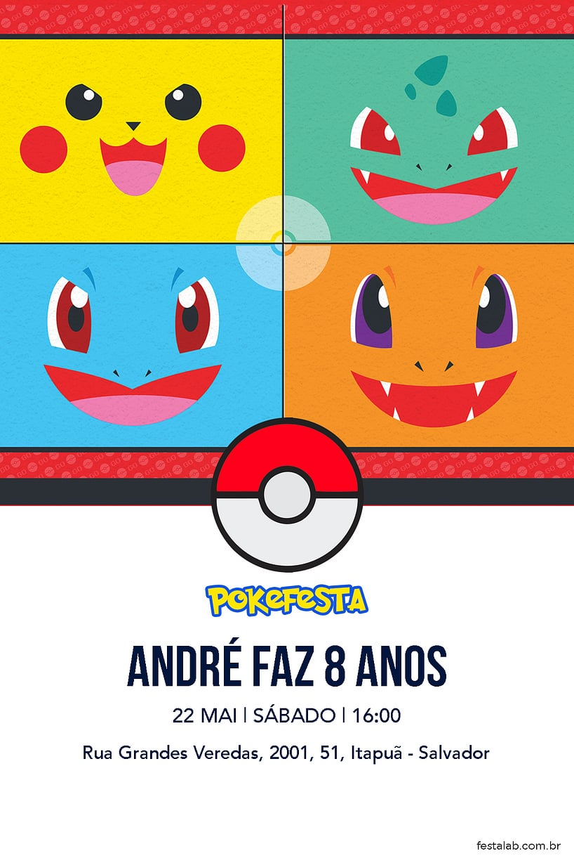 convite-de-aniversario-pocket-monsters
