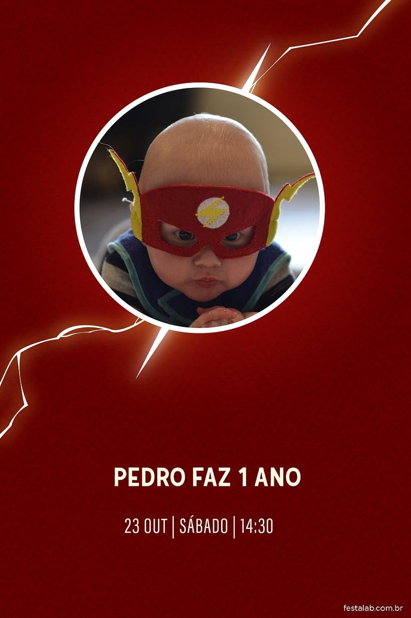 Convite de Aniversario - Flash