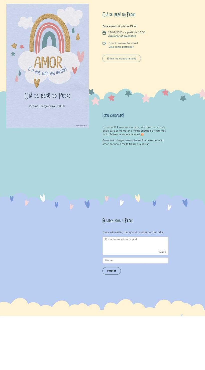 chuva-de-amor-ceu-azul-aniversario-infantil-arco-iris-nuvem