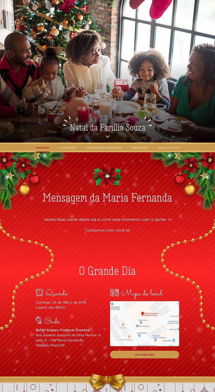 Fazer Convite Online